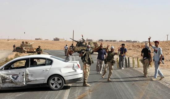 NATO'nun Libya'daki askeri faaliyetleri bitti