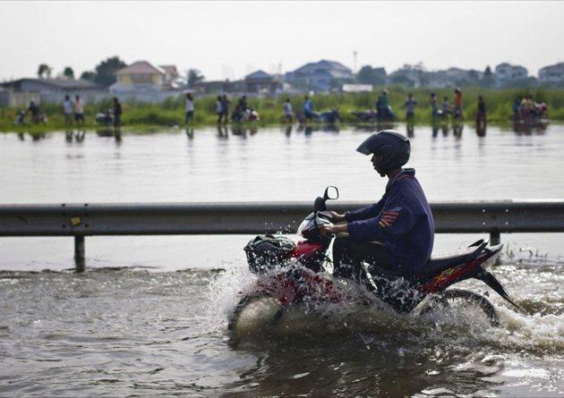 Tayland'da salgın riski uyarısı