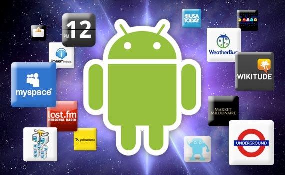 Android'in düşmanı çok