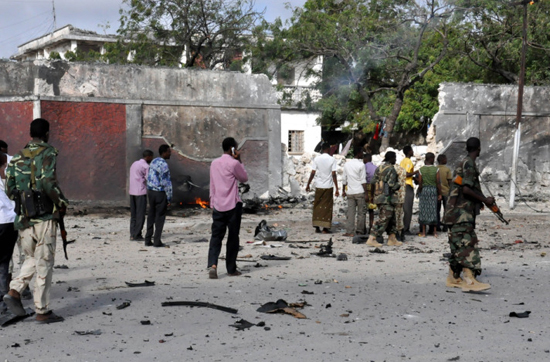 Eş Şebab'a karşı Kenya-Somali ittifakı