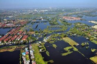 Sel nedeniyle başkent değişebilir