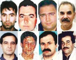 Türkler ajan gözetiminde öldürülmüş!