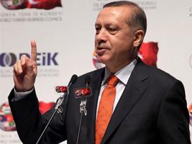 Erdoğan: Bu binaları öğrencileriniz yaptı