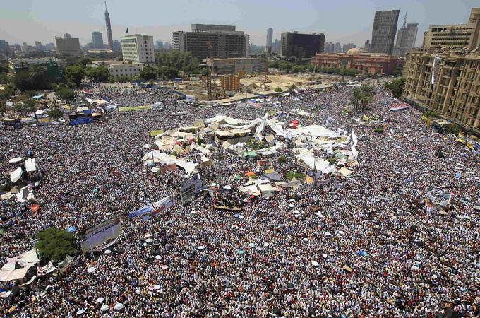 Askeri Konsey Tahrir'in talebini kabul etti