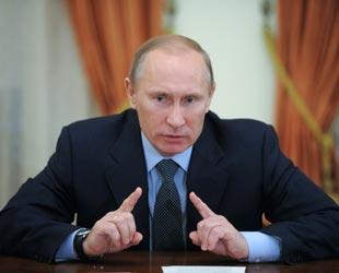 Putin resmen başkan adayı