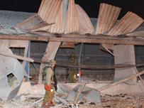 İsrail'den Lübnan'a bombalı cevap