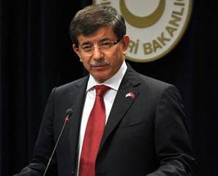 Davutoğlu Suriye'yi anlatacak