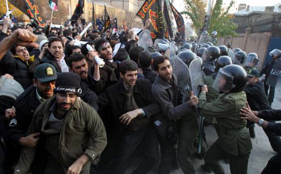 İngiltere İran elçiliğini kapattı