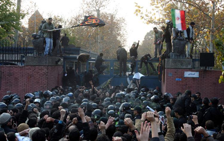Büyükelçilik baskınında 11 kişi serbest