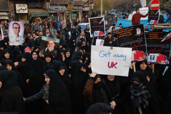 Hollanda da İran Büyükelçisi'ni geri çağırdı