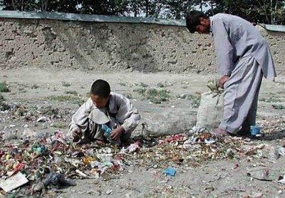 Afganistan açlık ve kuraklığın pençesinde