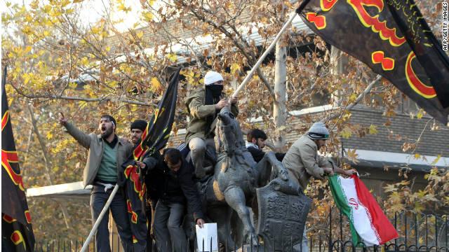 Fransızlar da Tahran'da önlem alıyor
