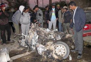 Bağdat'ta saldırı: 10 ölü