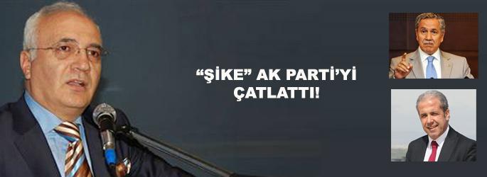 Ak Parti'de 'Şike' çatlağı