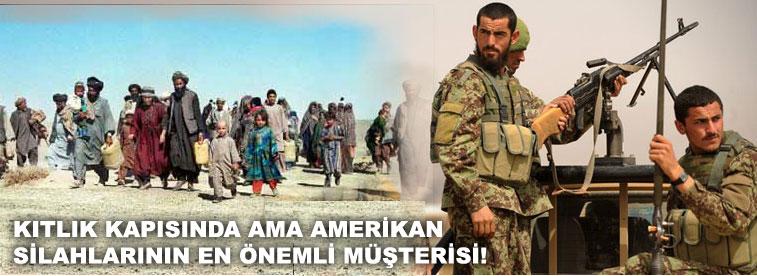 ABD'nin en önemli silah pazarı Afganistan