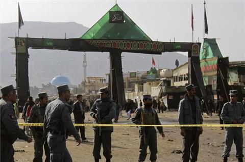Taliban Aşura saldırılarını kınadı