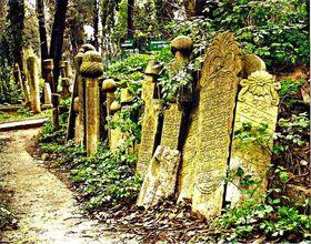 Doymayan ölüler sahrası: Karacahmet