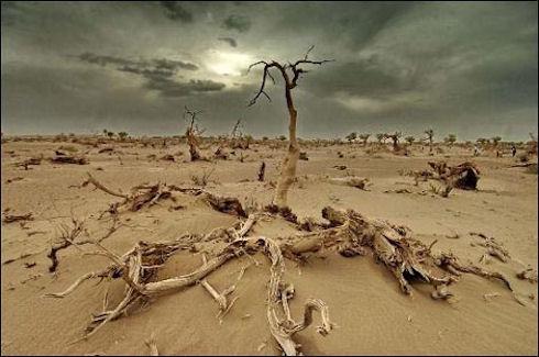 Afrika'da kuraklığa çözüm yerin altında