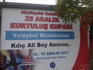 İstiklal Mahkemesi celladı adına turnuva