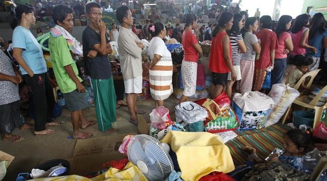 Filipinler'de ölü sayısı bini geçti