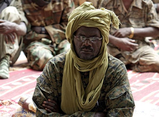 Darfurlu isyancı lider öldürüldü