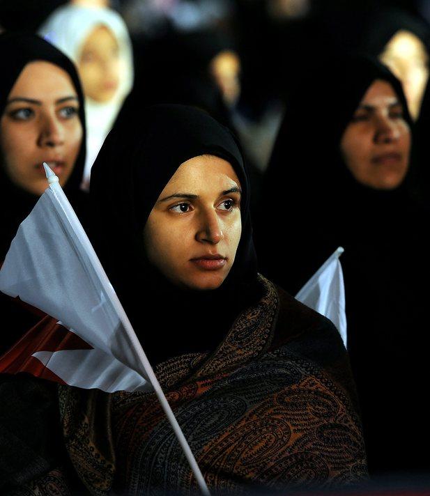 Bahreyn muhalefeti hükümetin istifasını istedi