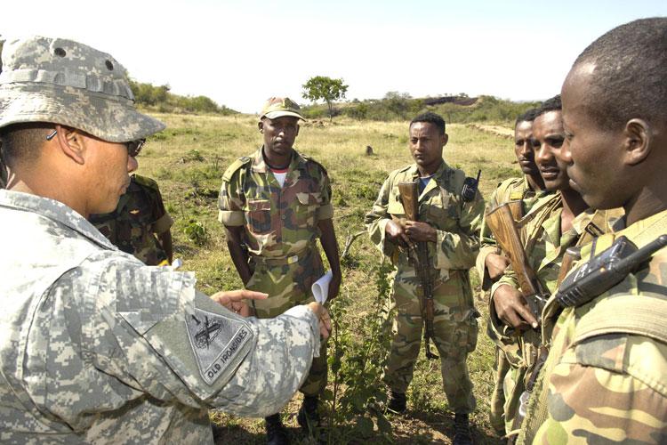 Etiyopya Somali kasabasını işgal etti