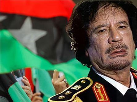Kaddafi'nin silahları müzelik oldu