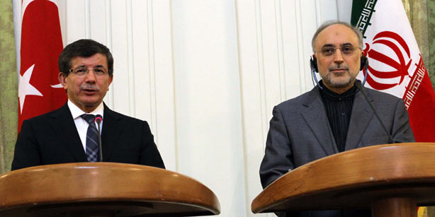 Davutoğlu: İran ile ortak çözüm bulacağız