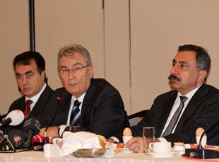 Baykal da CHP yönetiminden rahatsız