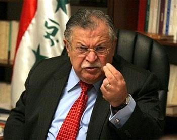 Talabani, Haşimi krizinde son noktayı kurdu
