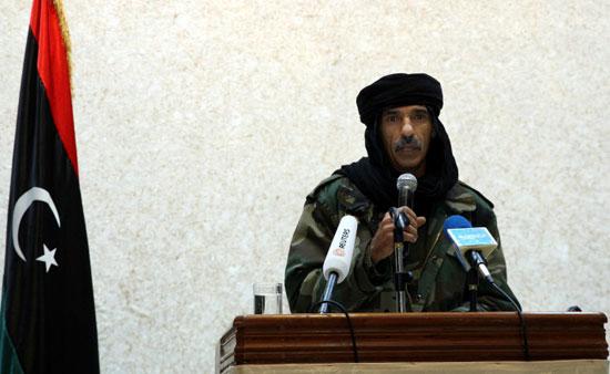 Libya'da sivilleşme için ilk adım