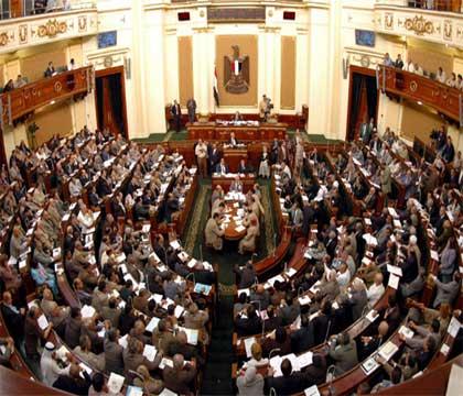 Mübarek sonrası ilk meclis görevde