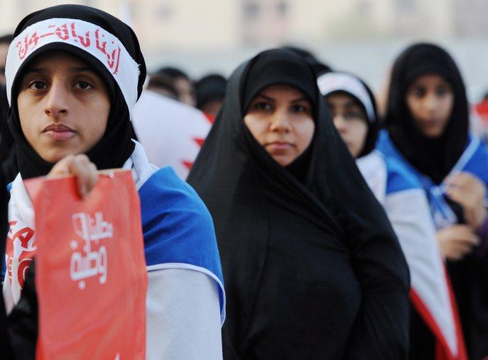 Bahreyn'de muhaliflere operasyon