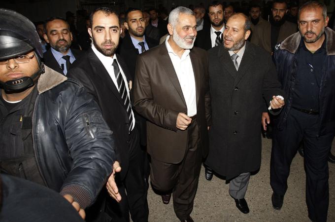 Haniye İran'a gidiyor