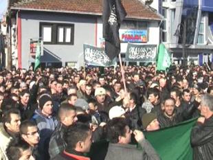 Makedonya Müslümanları tepkili