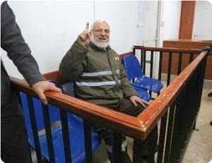 Filistin meclis başkanına 6 ay hapis