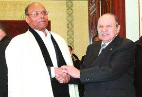 Cezayir'den Mağrib Birliği'ne destek