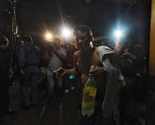 Honduras'ta facia: 457 mahkum yanarak öldü
