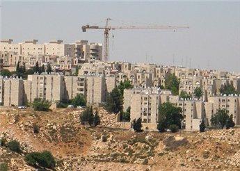 İsrail Filistin'i evler ile işgal ediyor
