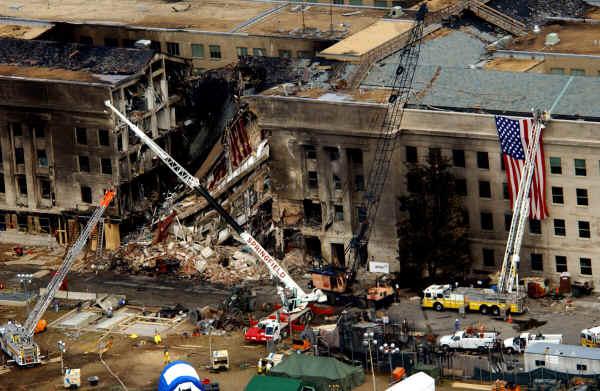 11 Eylül kurbanlarının kalıntıları çöpe atılmış