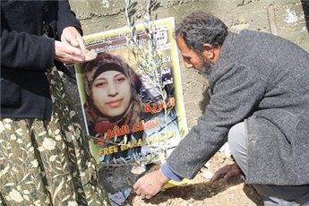 Filistinli kadın açlık grevinin 18. gününde