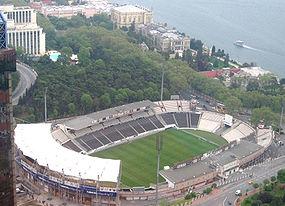 İnönü Stadı şehir dışına çıkarılabilir...