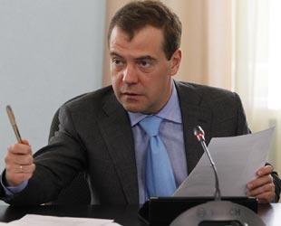 Medvedev'den rüşvet itirafı