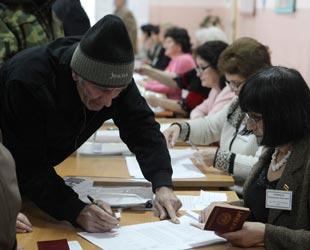 Güney Osetya, yine başkanını seçemedi