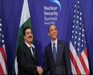 Gilani ve Obama 'güven tazeledi'