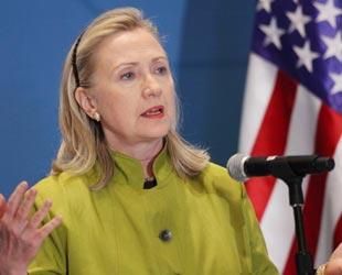 Clinton: Suriyeli muhalifler birleşmeli