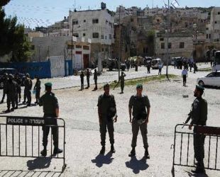 İsrail güçleri bir Filistinliyi yaraladı