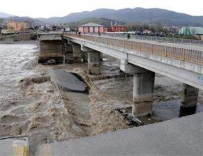 Köprü çöktü: 15 kişi kayıp