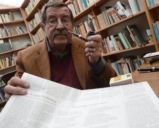 Günter Grass artık susmayacağını söylüyor